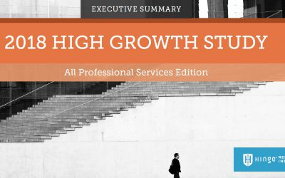 What's different about high growth firms?